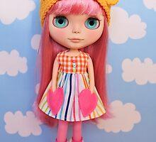 Rainbow girl by Zoe Power
