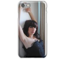 Black Corset 18 iPhone Case/Skin
