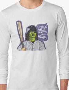 Base Ball Furies - Warriors Long Sleeve T-Shirt