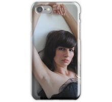 Black Corset 19 iPhone Case/Skin