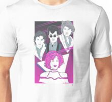 Pretty In Pink (Pink Variant) Unisex T-Shirt
