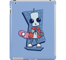 Ned the Time Traveller (1985) iPad Case/Skin