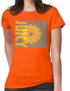Juicy Crane 3 Womens Fitted T-Shirt
