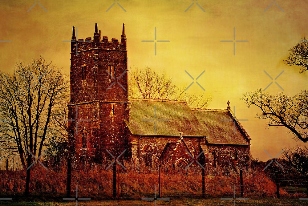 St Mary's by Catherine Hamilton-Veal  ©