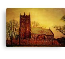 St Mary's Canvas Print