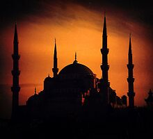 İstanbul 01 Sultanahmet Camii by steffen