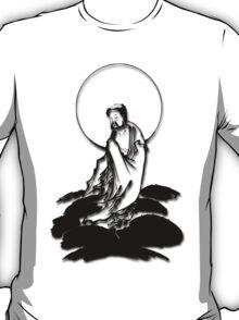 Moon Buddha T-Shirt