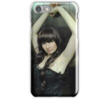 Black Corset 26 iPhone Case/Skin