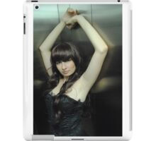 Black Corset 26 iPad Case/Skin