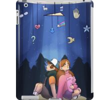 Cipher Mobile iPad Case/Skin