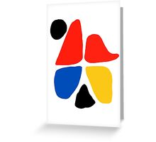 ALEXANDER CALDER (1) Greeting Card