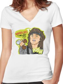 The Rogues - Warriors Women's Fitted V-Neck T-Shirt