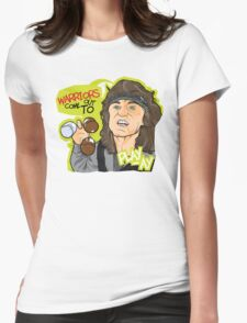 The Rogues - Warriors Womens Fitted T-Shirt