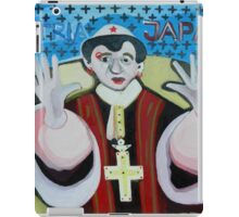 The Pope iPad Case/Skin