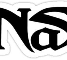 NAS Sticker