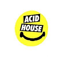ACID HOUSE Photographic Print