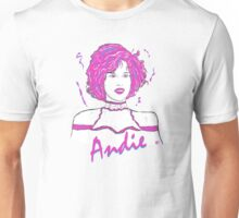 Pretty In Pink Andie Unisex T-Shirt