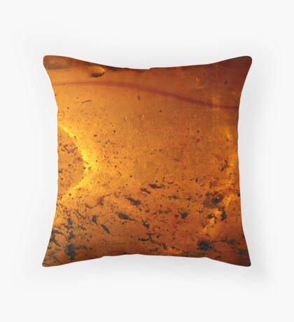 Solar Pond Throw Pillow