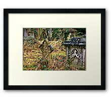 Stones of Rememberance Framed Print