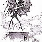 The Dandilion & Burdock Devil by Extreme-Fantasy