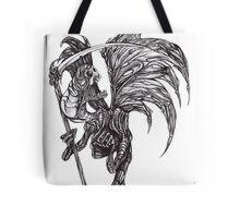 Necronomicon: The Flesh Reaper Tote Bag
