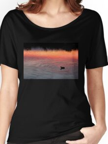 Moment Of Peace Women's Relaxed Fit T-Shirt