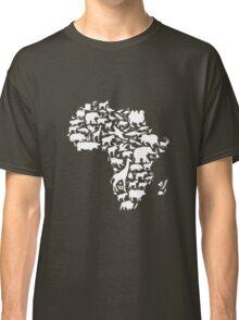 Animals of Africa Classic T-Shirt