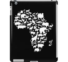 Animals of Africa iPad Case/Skin
