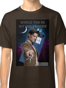 Would you be my companion? Classic T-Shirt