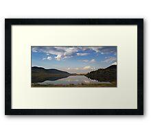 Fishing Hole Framed Print