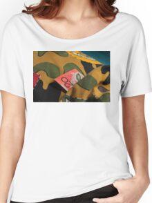 Money Never Sleeps ? Women's Relaxed Fit T-Shirt
