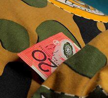 Money Never Sleeps ? by Salien