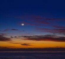Vesper Moon by Robert Whiteman