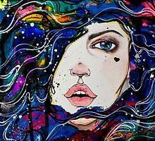 Ocean Girl by D.U.R.A .