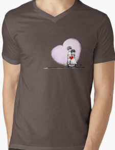 i carry your heart (i carry it in my heart) Mens V-Neck T-Shirt
