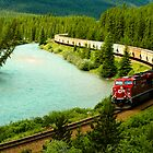 Canadian Pacific Railway by Angelo Narciso