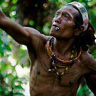 Mentawai Shaman by tomcelroy