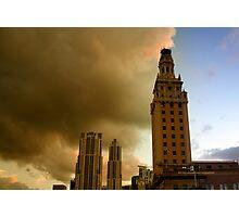 Scenes from Miami VIII Photographic Print