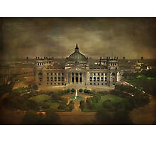 Reichstag...... Photographic Print