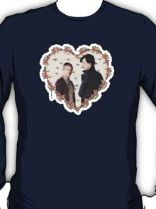 HEARTED JOHNLOCK T-Shirt