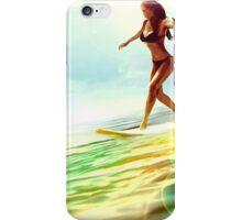 SURFGIL iPhone Case/Skin