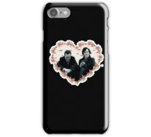 Hearted Sheriarty iPhone Case/Skin