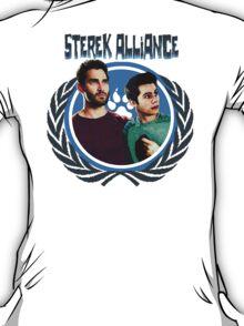 The Ultimate Sterek Alliance T-Shirt [Back] T-Shirt