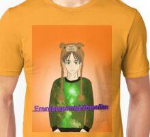 Eren Jaeger might be on fire Unisex T-Shirt