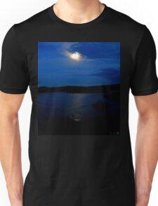 Moonlit Lake Unisex T-Shirt