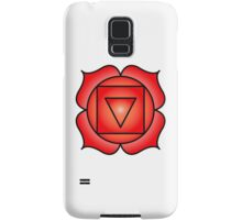 The Root Chakra Samsung Galaxy Case/Skin