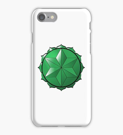 The Heart Chakra iPhone Case/Skin