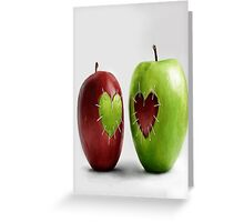 Another Apple Greeting Card