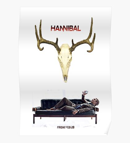 Hannibal S2 - The Countdown Poster