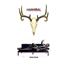 Hannibal S2 - The Countdown Photographic Print